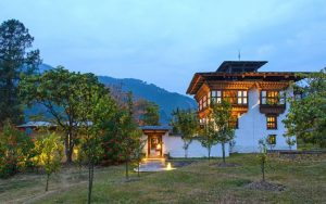 Amankora luxury packages Bhutan